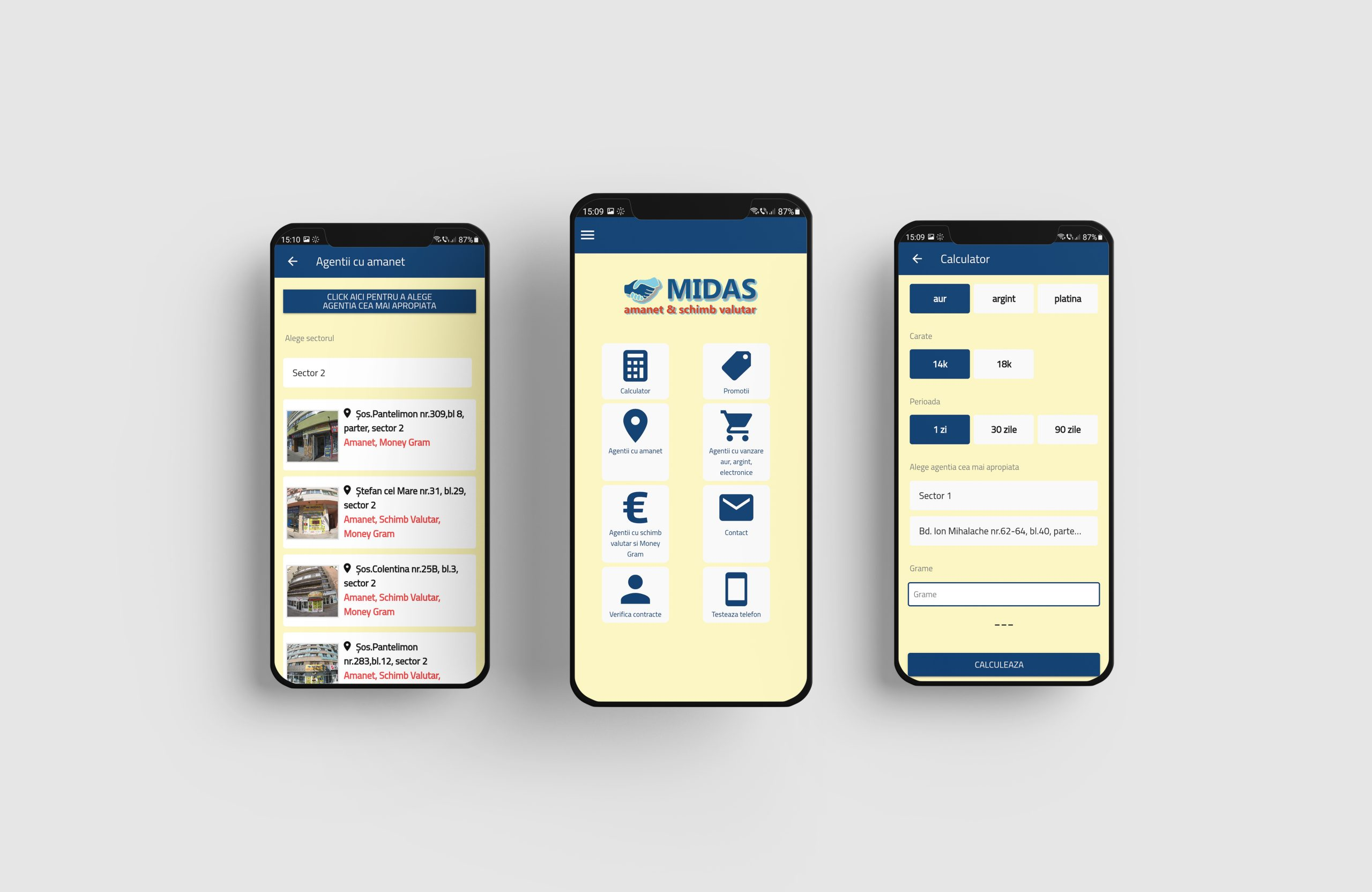 midas-amanet-app-screens