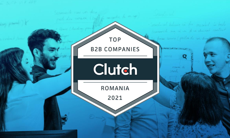 Clutch Recognizes RiseApp'z as Top Mobile App Development Company in Romania for 2021